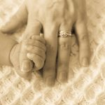 baby hand photo